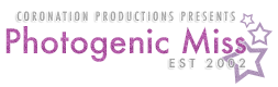 Photogenic Miss™ Online Photo Pageants Logo
